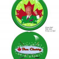 Don Cherry Ornament