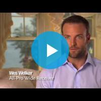 Wes Welker Treats Hair Loss With Dr. Robert Leonard